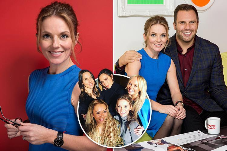 Geri Horner reveals she had given up all hope of future Spice Girls reunion as she takes over Bizarre