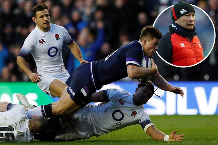 Eddie Jones stumped by England's stage fright as Red Rose suffer their biggest defeat to Scotland in 32 years