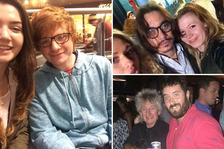 These fans thought they took 'celebrity' selfies – and realised their mistake way too late