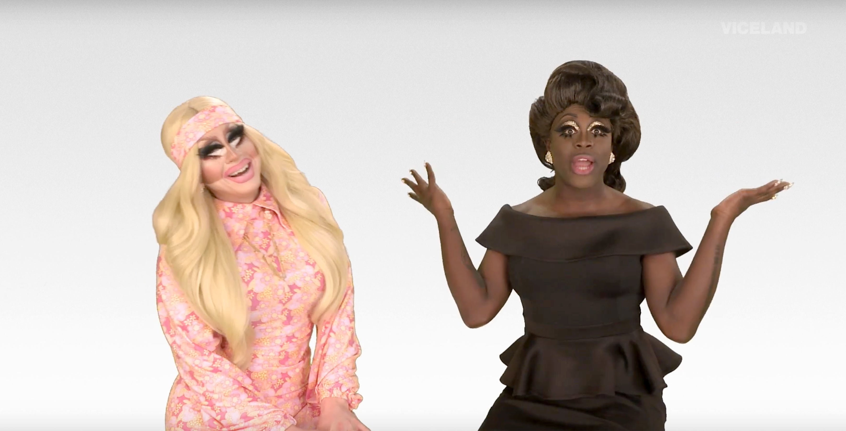The Trixie & Katya Show: Bob the Drag Queen hosting as Katya recovers