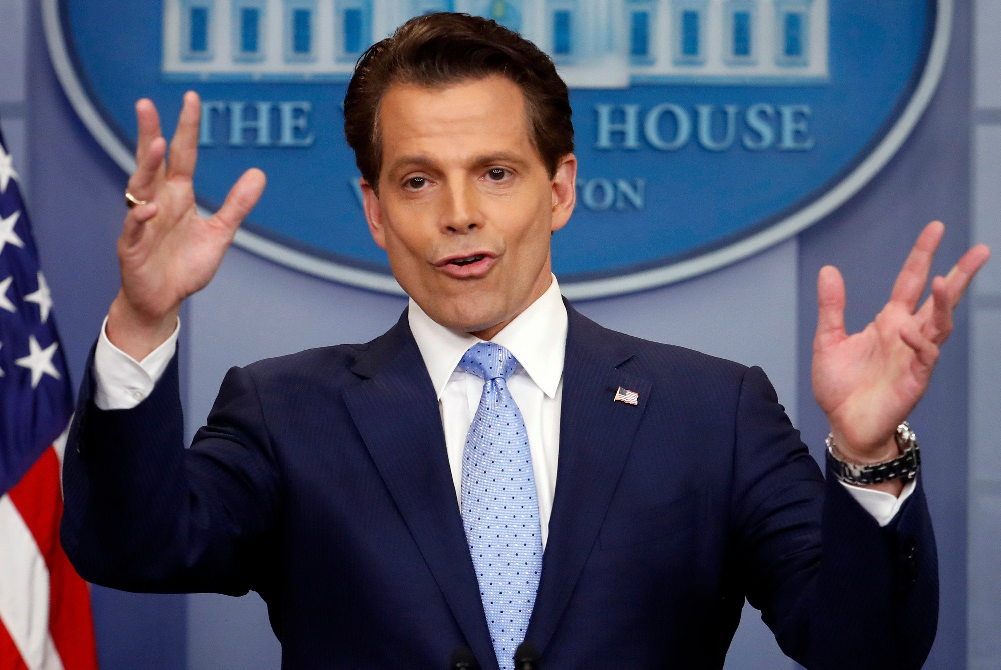 Scaramucci doesn't think Trump should testify in Russia probe