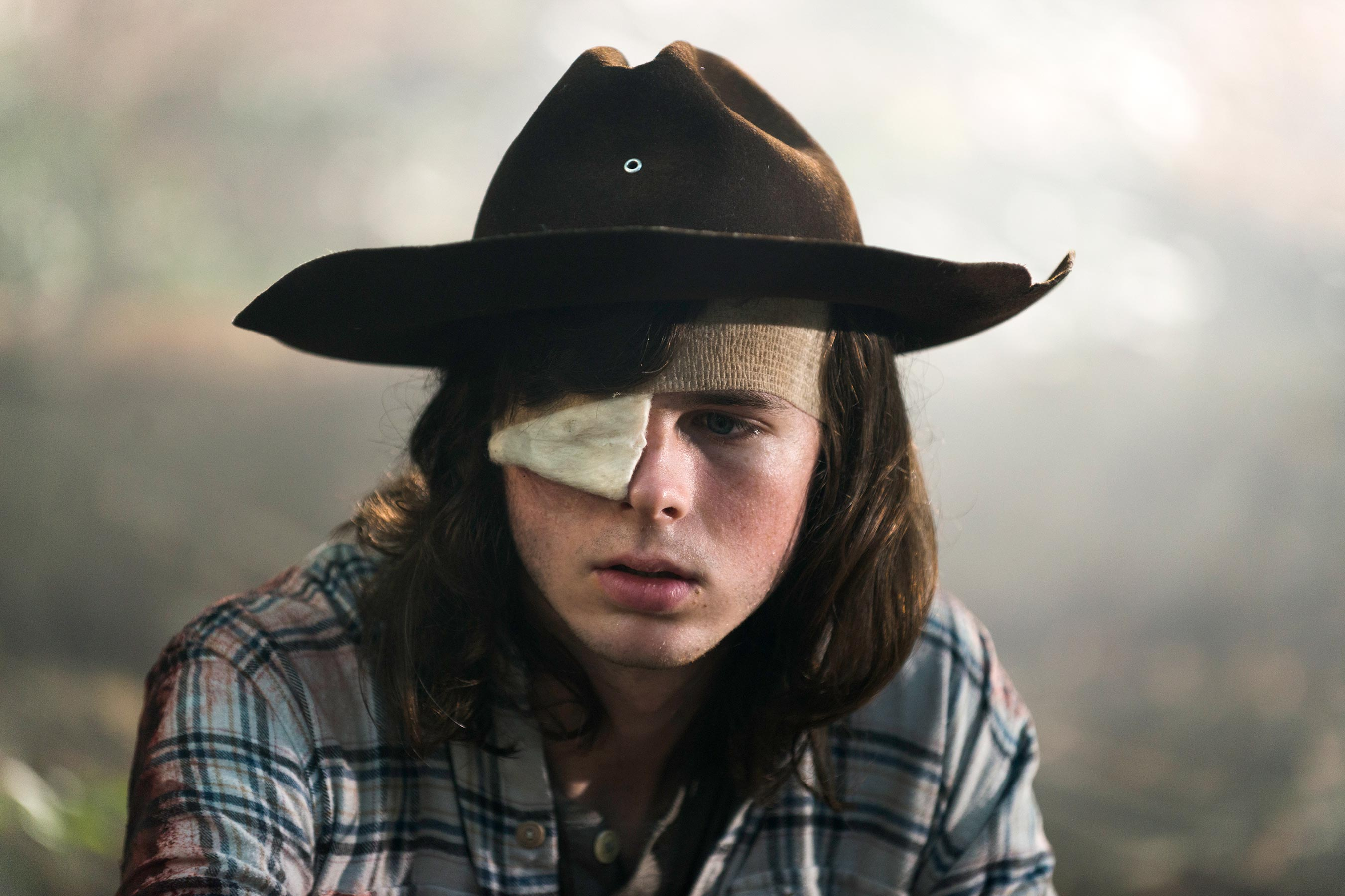 The Walking Dead: Chandler Riggs reveals most painful final scene