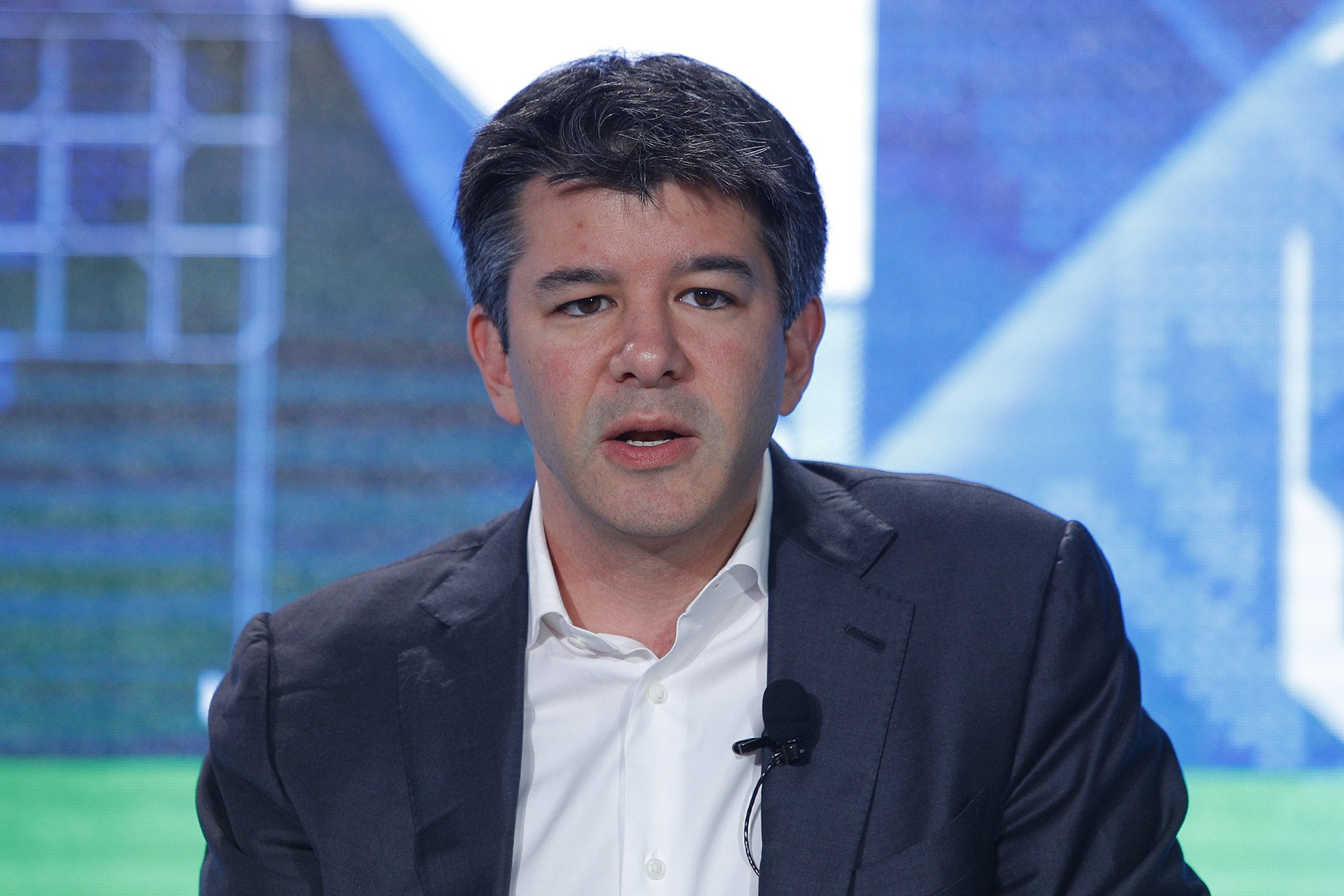 Kalanick's demeanor on stand central to Uber trial