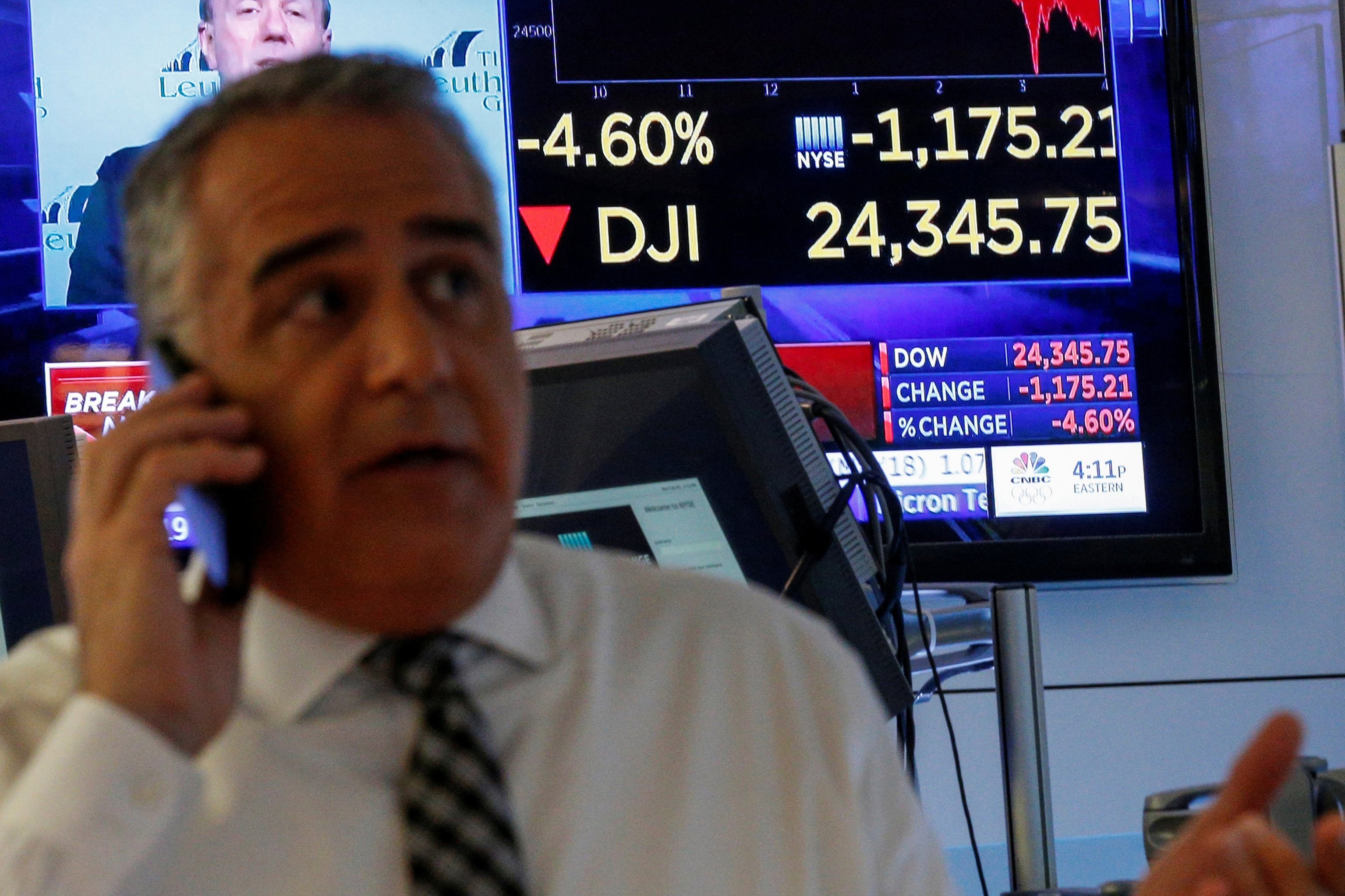 Stocks take a historic hit — and it may only get worse