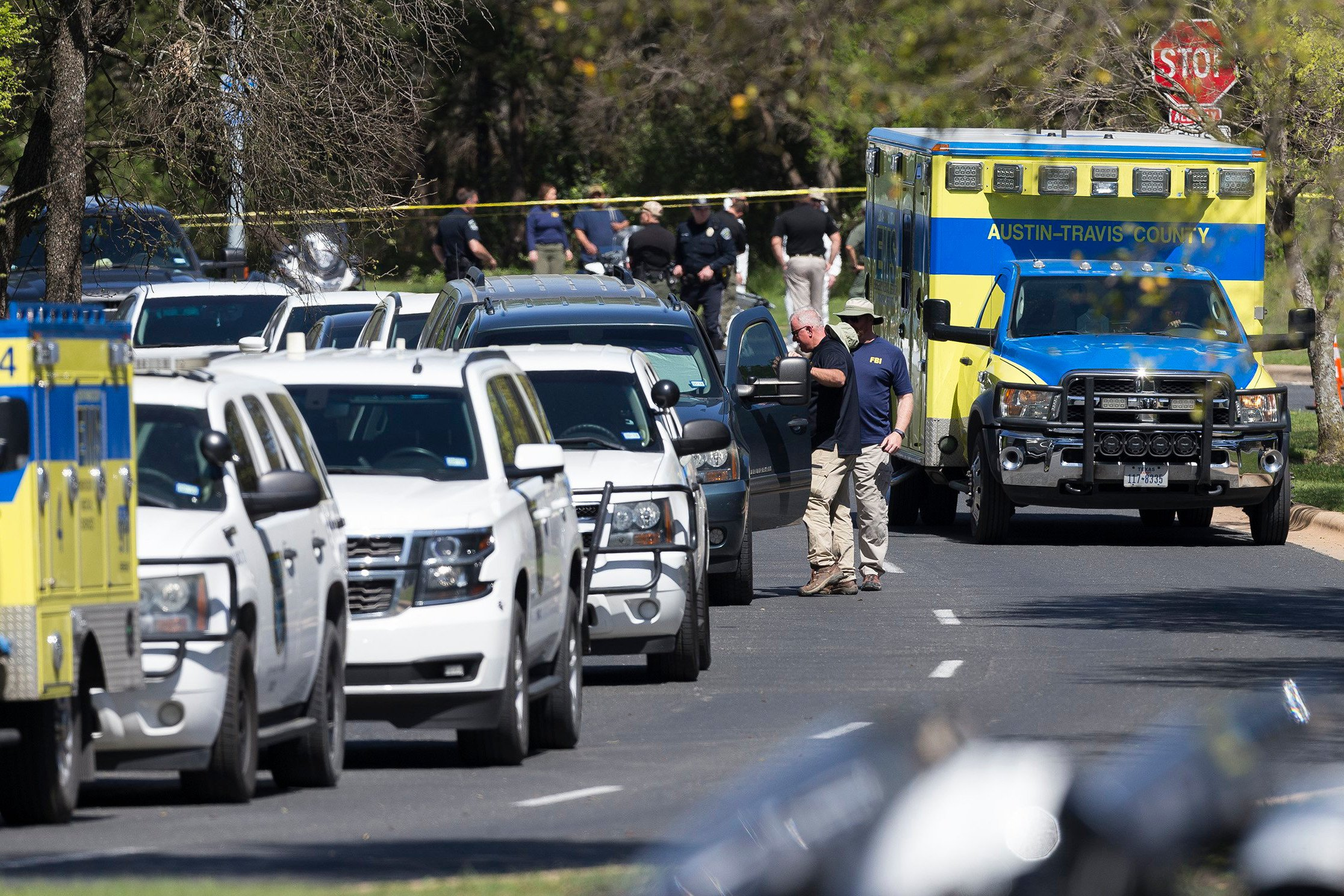 Black Caucus members call for action on Austin bombings