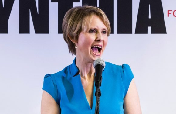 Cynthia Nixon rails against tax breaks 'Sex and the City' received