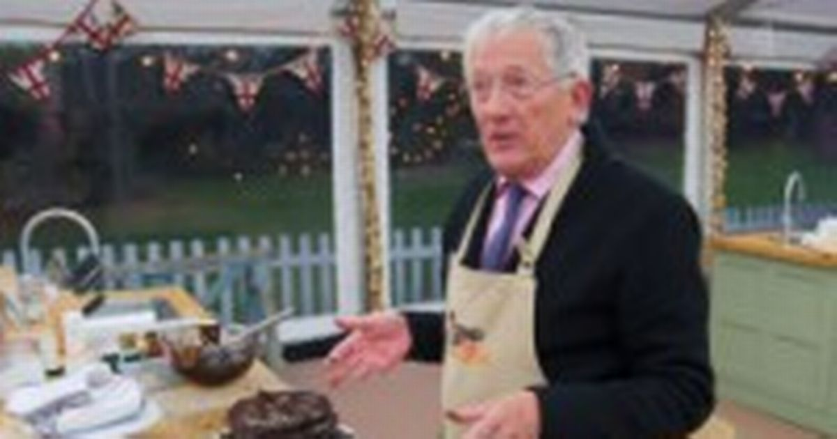 The Great Celebrity Bake Off chocolate cakes are all over the place