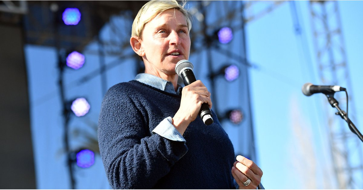 Ellen DeGeneres Shares the Tragic Story That Inspired Her Most Famous Stand-Up Routine