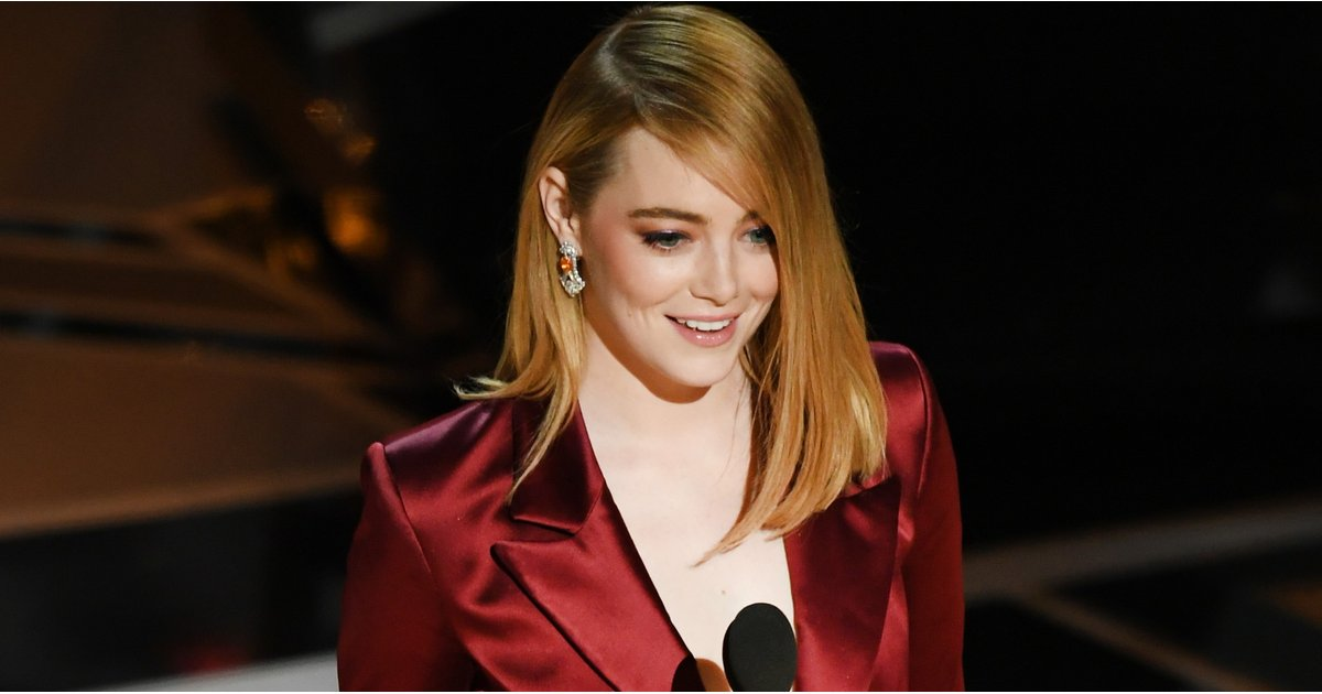 Emma Stone, an Icon, Brilliantly Calls Out Lack of Female Best Director Nominees at Oscars