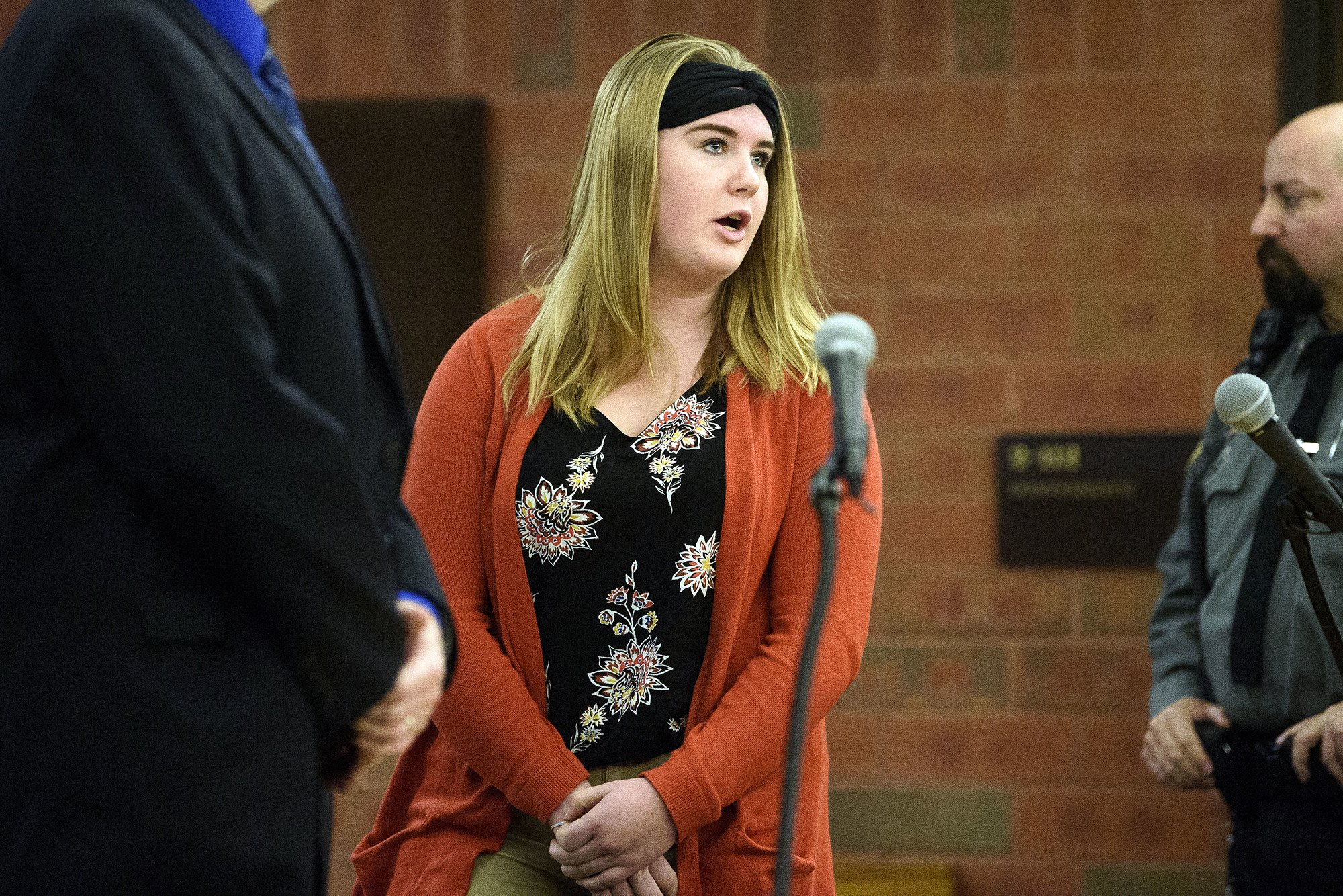 Roommate from hell gets probation in bloody tampon case