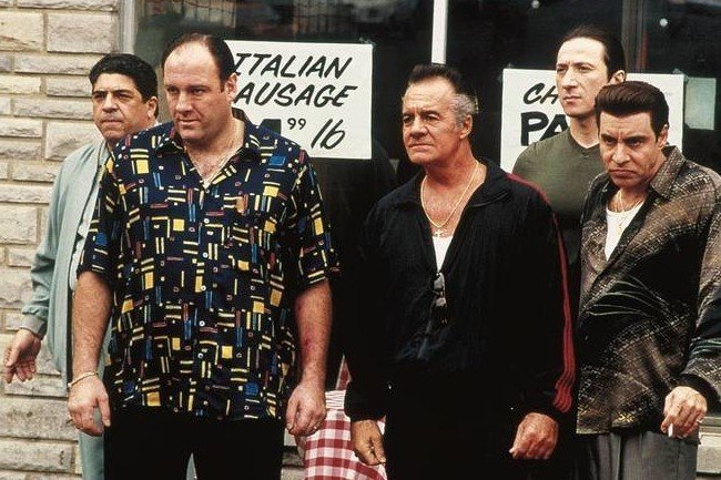 Zip Up Your Old Tracksuit, Because There's A 'Sopranos' Prequel Movie In The Works