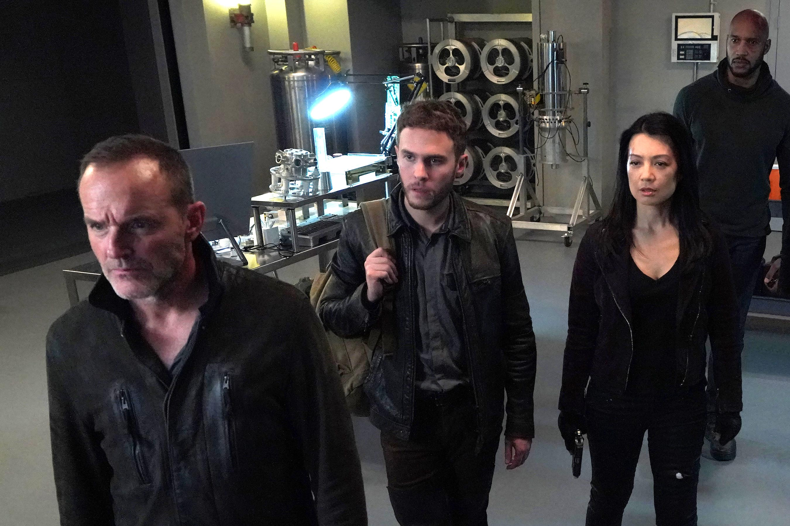 'Agents of S.H.I.E.L.D.': Can the future be prevented?