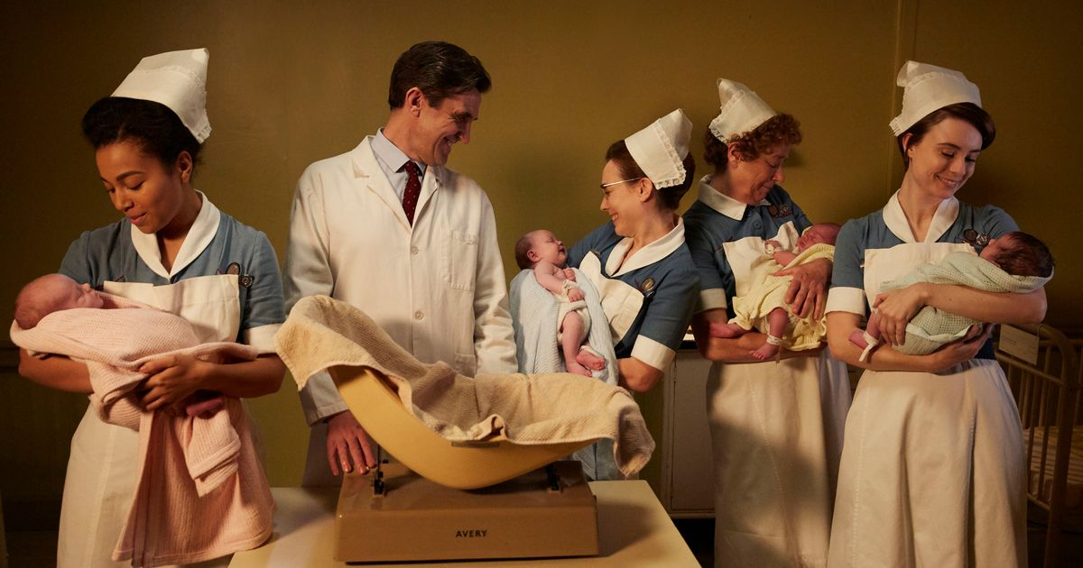 Call The Midwife finale gives me a midwife crisis, says Melanie Blake