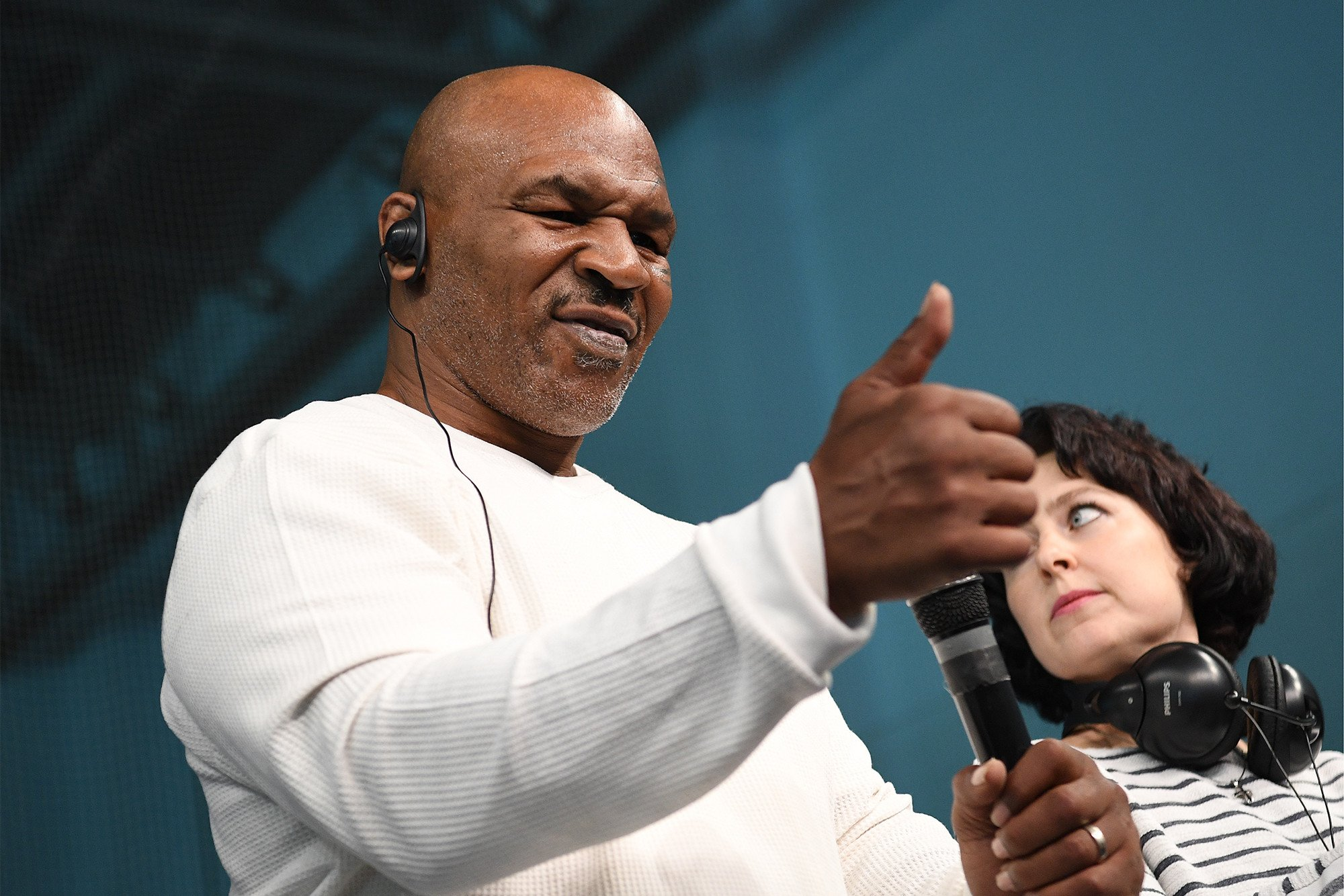 Mike Tyson's old house is being turned into a church