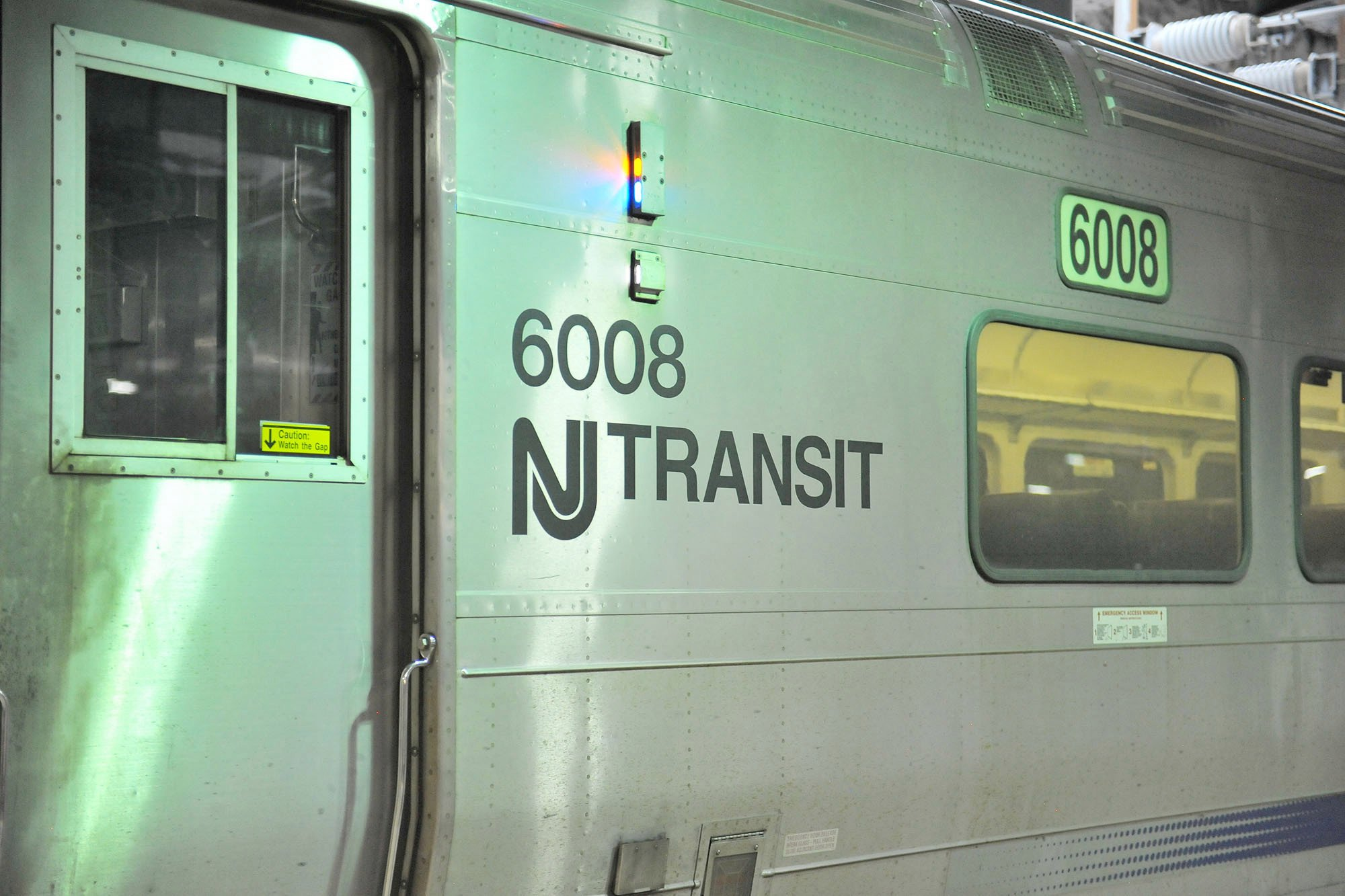 NJ Transit worker alerted riders that ICE agents were 'looking for illegals' on train