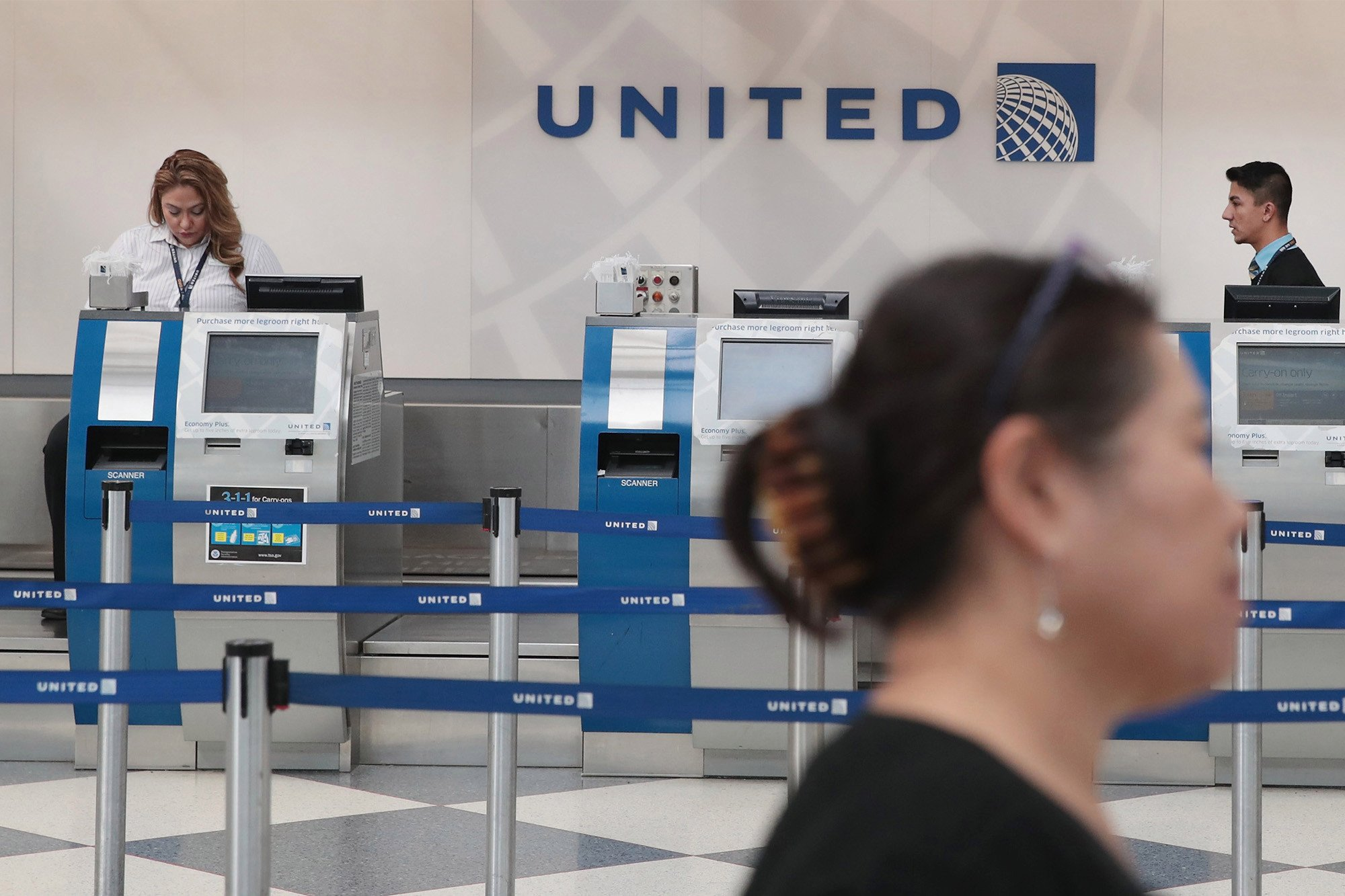 United scraps 'prize lottery' in lieu of bonuses after employee backlash