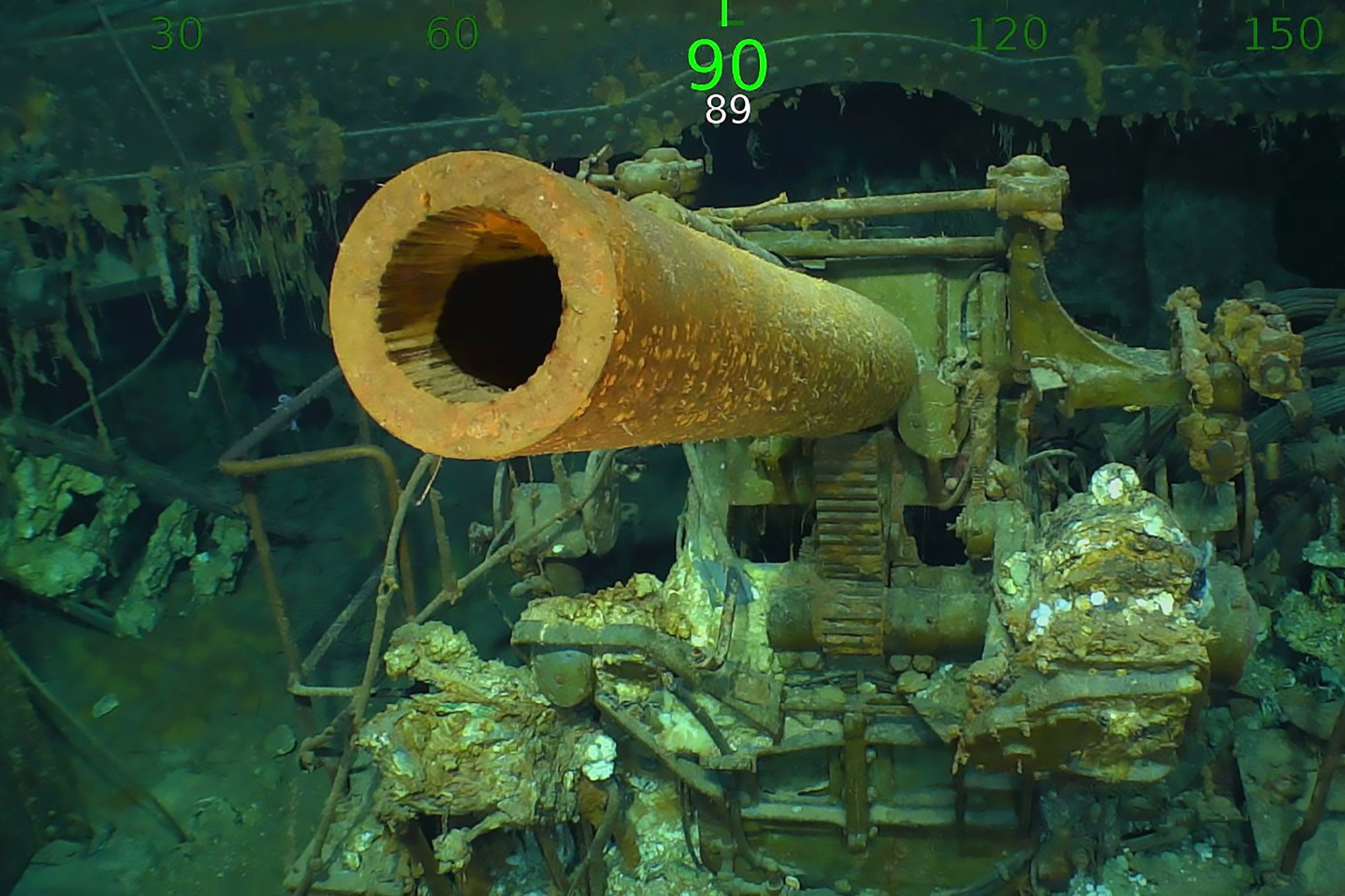 Microsoft co-founder finds long-lost WWII aircraft carrier