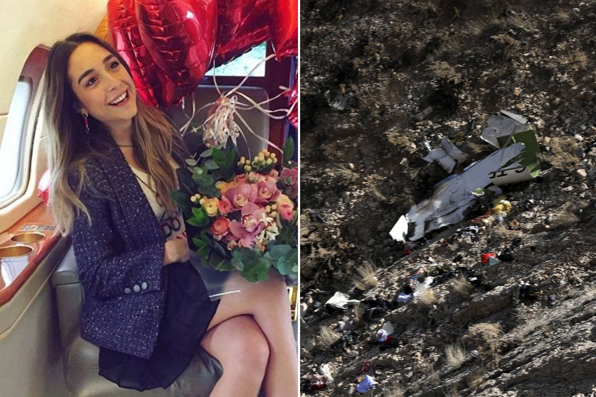Private plane carrying bachelorette party crashes, killing all on board