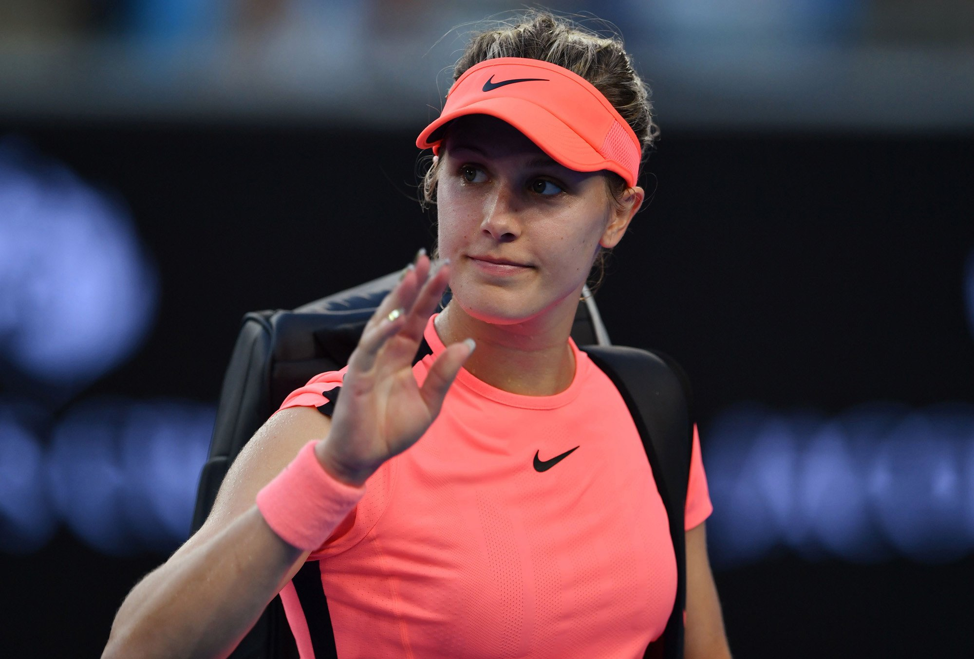 Eugenie Bouchard's struggles are becoming very costly
