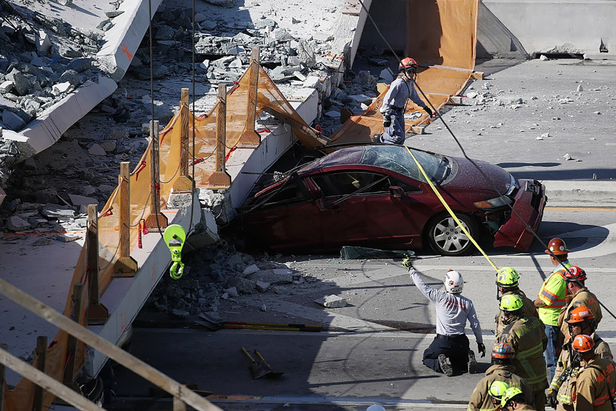 FIU student among those killed in bridge collapse