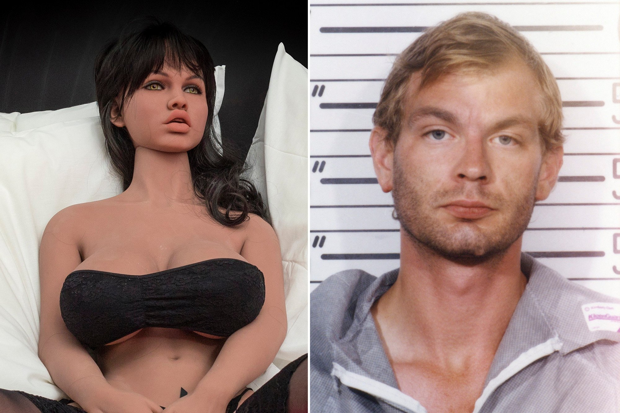 The chilling link between psychopaths and sex dolls