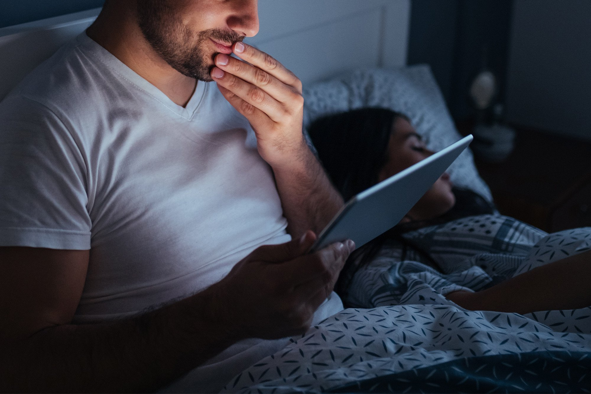 My husband's porn addiction destroyed our marriage