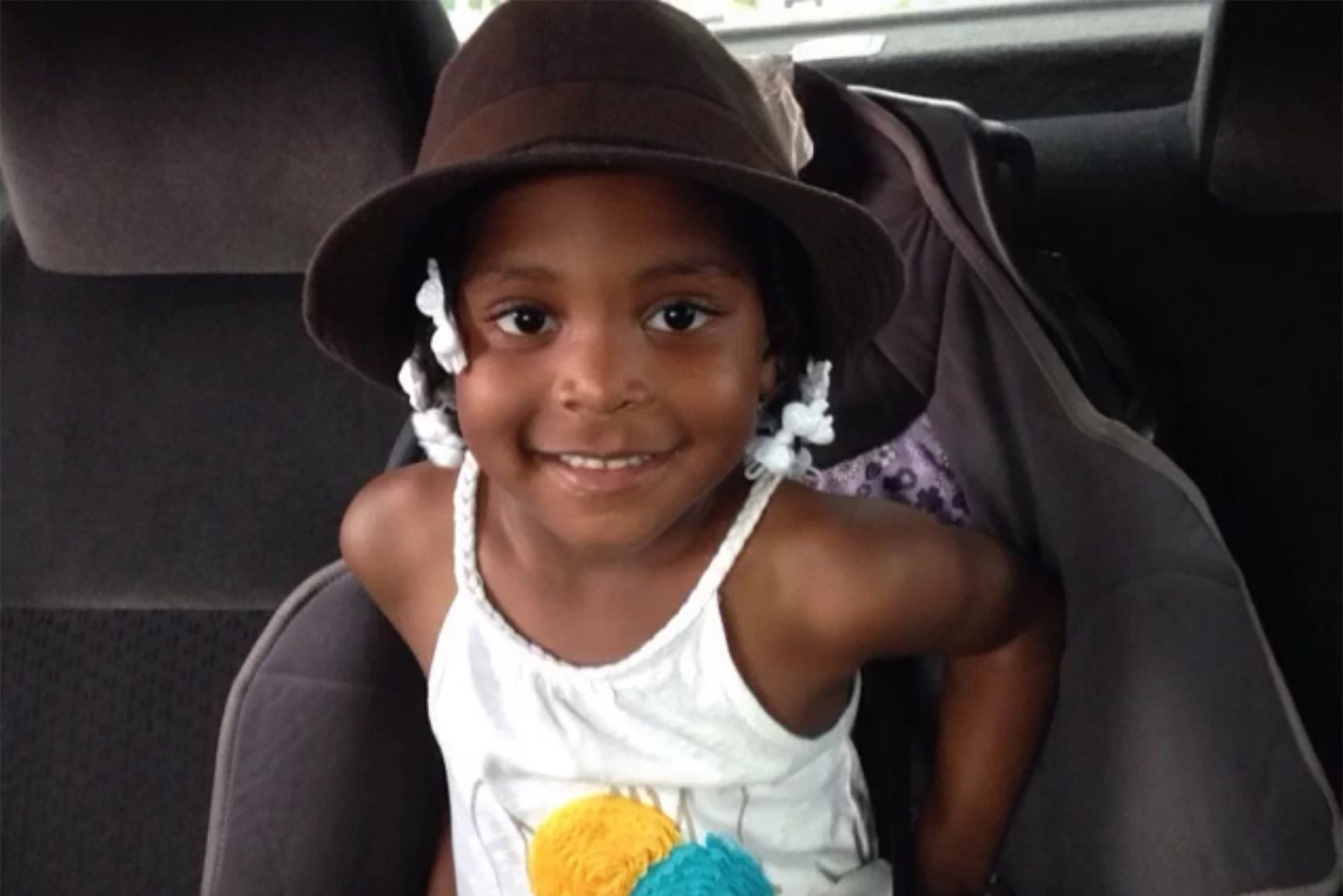 7-year-old girl brain-dead after hanging prank goes wrong
