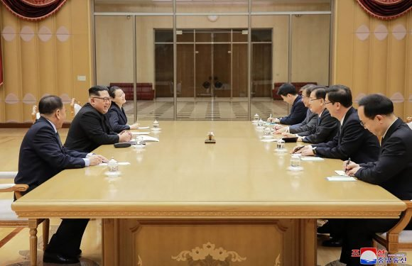 South Korea says North agrees to hold summit preparation talks