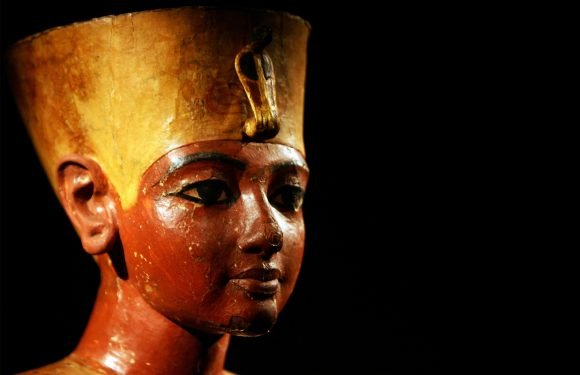Secrets revealed in King Tut's armor