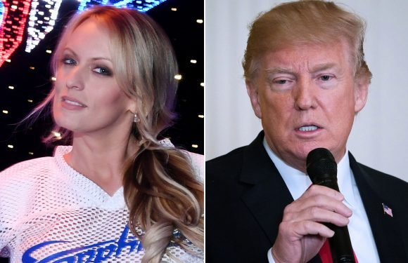 Stormy Daniels' lawyer trying to depose Trump over 'hush agreement'