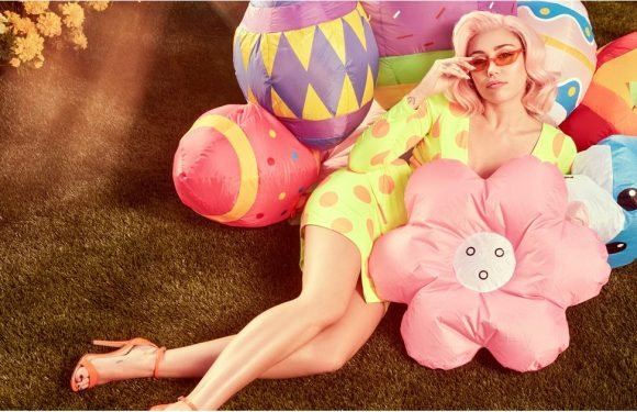 Miley Cyrus Went Down a Rabbit Hole and Came Up With Some NSFW Easter Outfits