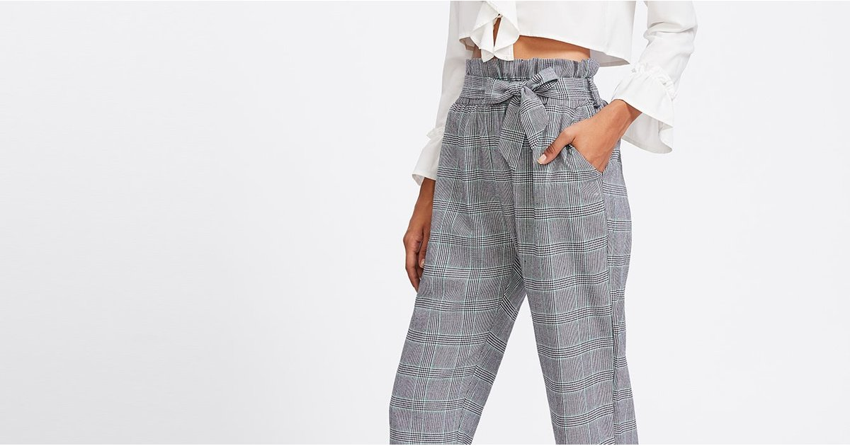 10 Chic Pants That Will Make You Ditch Your Denim — All Under $35 on Amazon