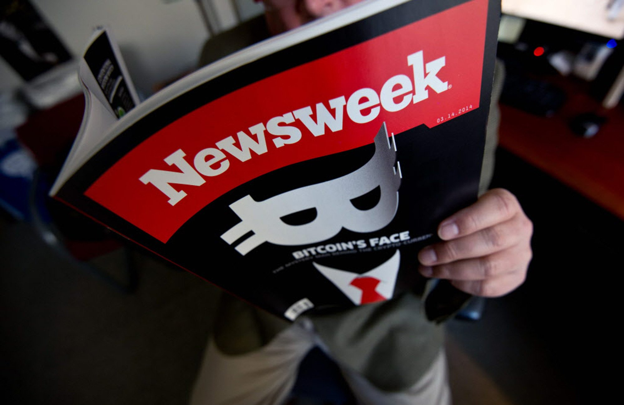 DA raids offices of church group with financial ties to Newsweek