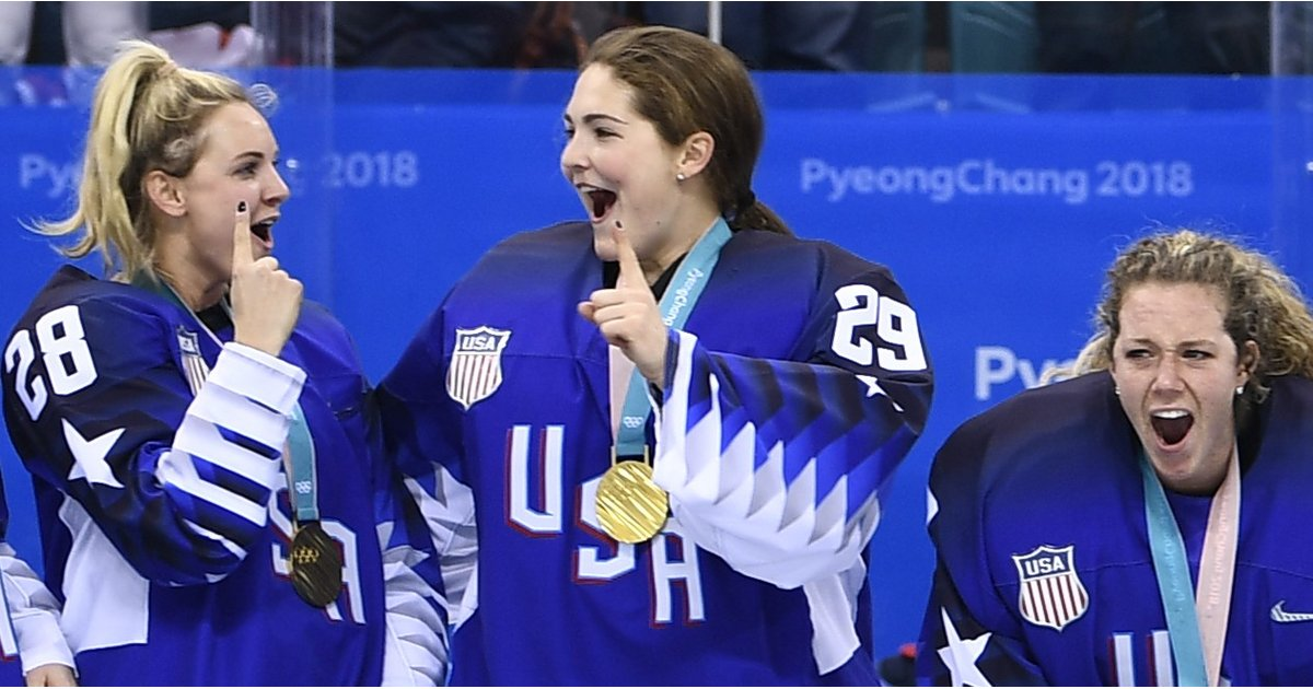For the First Time in 20 Years, Team USA's Female Athletes Won More Medals Than the Men