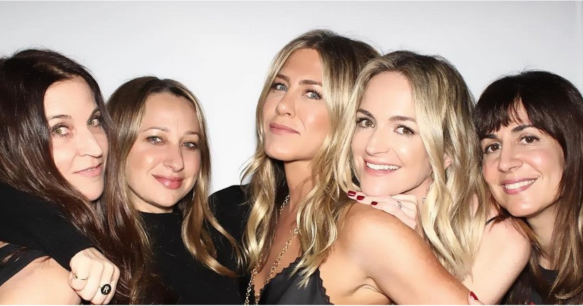 Jennifer Aniston Found the Ultimate Party Top — Did You Expect Anything Else?