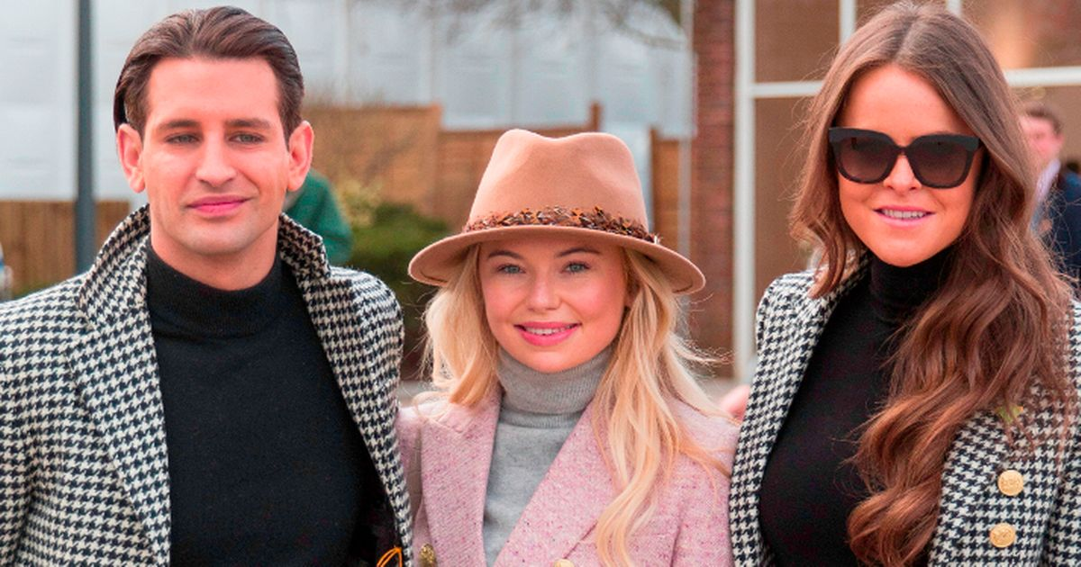 Toff and Ollie Locke lead the countryside fashions at Cheltenham Gold Cup day