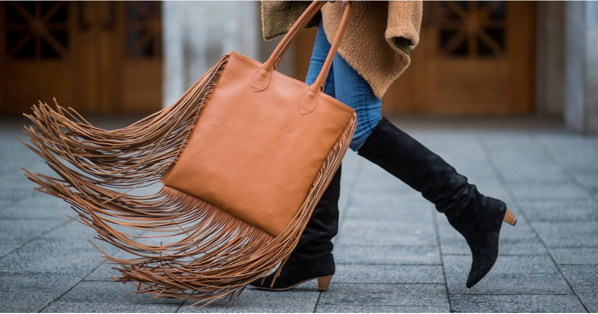 Want to Shop? Here Are 7 Fringed Bags Every Fashion Girl Needs This Spring