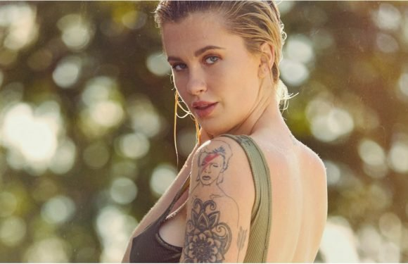 Who Cares About Watering Plants When Ireland Baldwin's in That Swimsuit?