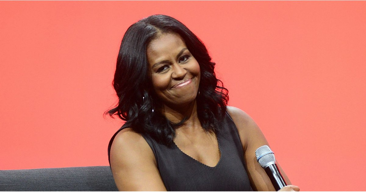 Michelle Obama, Queen of Subtle Shade, Takes Jab at Trump's Twitter Habits