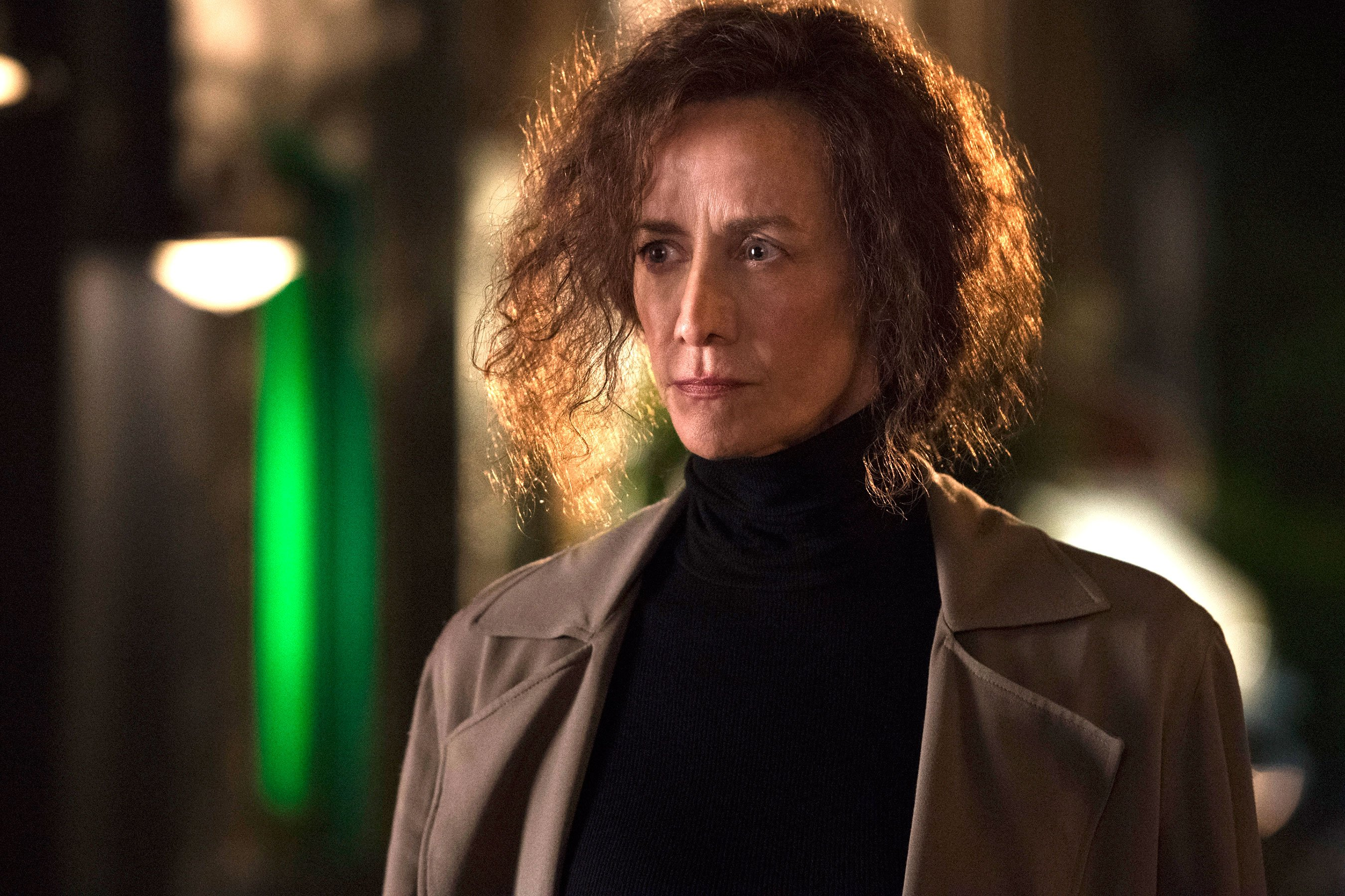 Marvel's Jessica Jones: Janet McTeer on her mysterious season 2 role