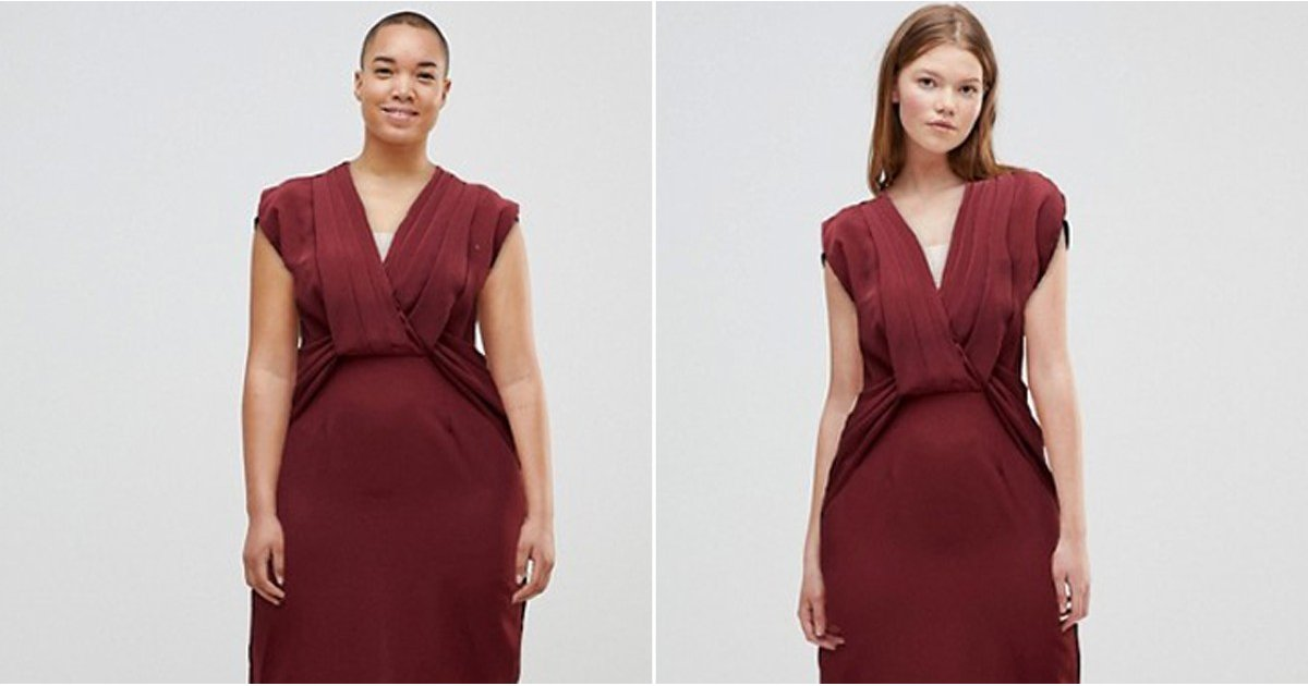 Finally! ASOS Is Helping You See How the Same Item Looks on Different Bodies