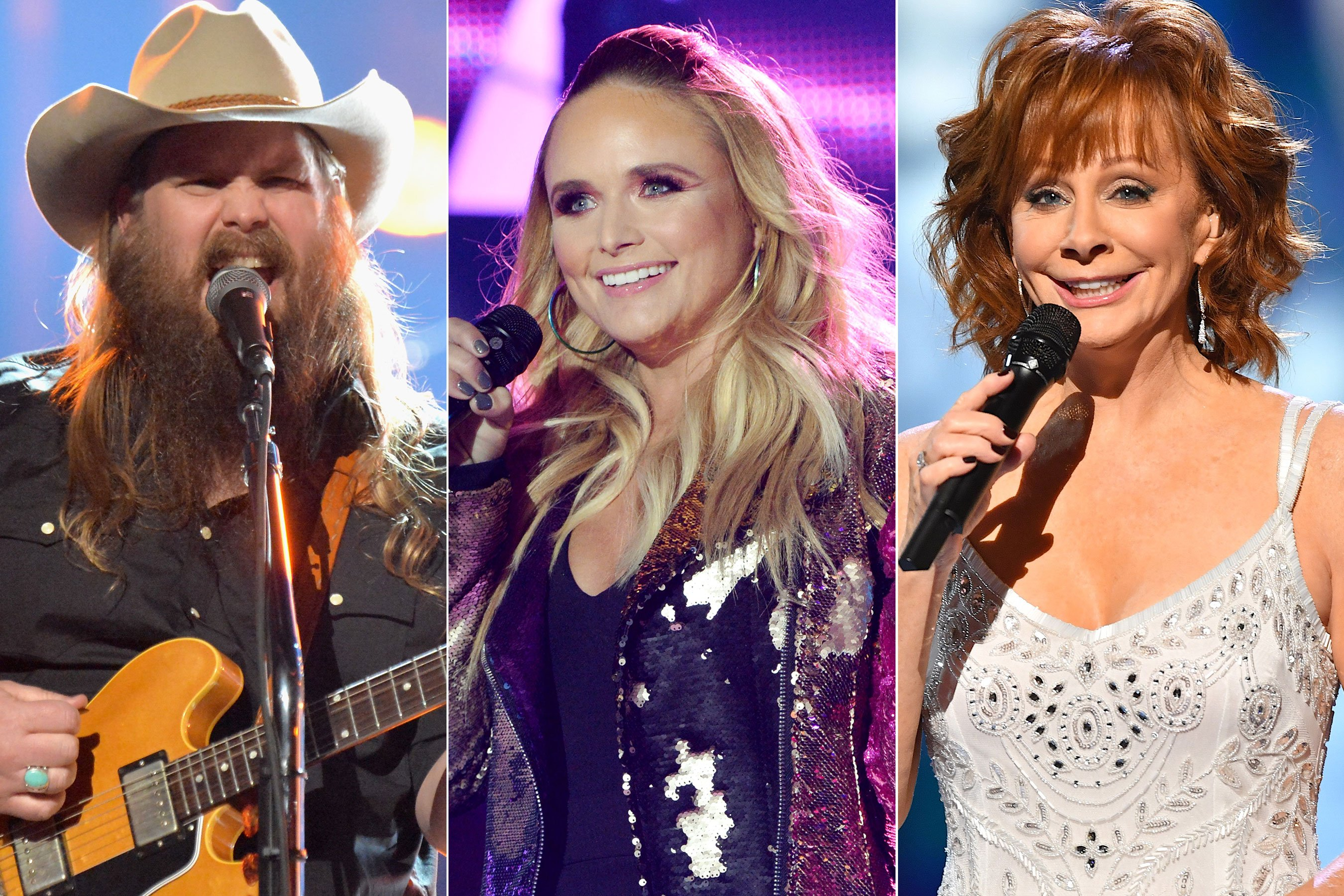 ACM Awards 2018: See full list of nominees, Reba McEntire to host