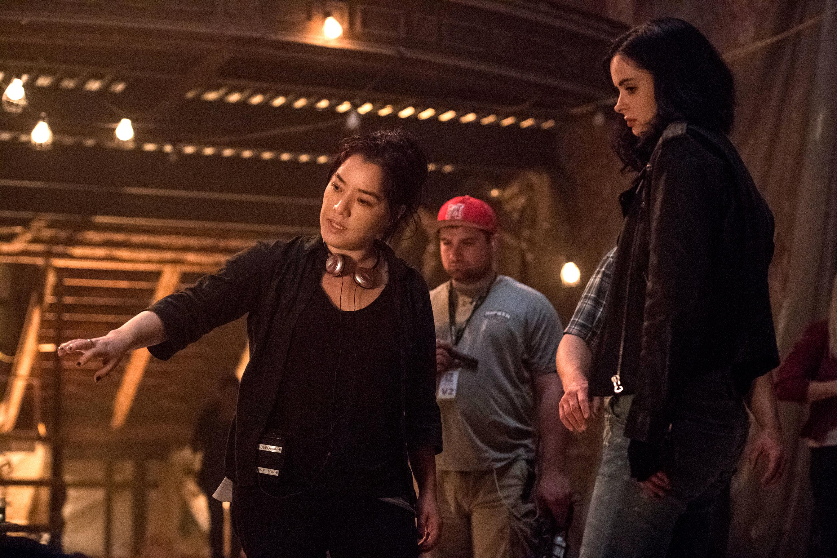 How Marvel's Jessica Jones assembled an all-female lineup of directors for season 2