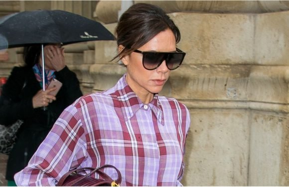 If There's Anyone Who Can Make the Scrunch Boot Stick, It's Victoria Beckham
