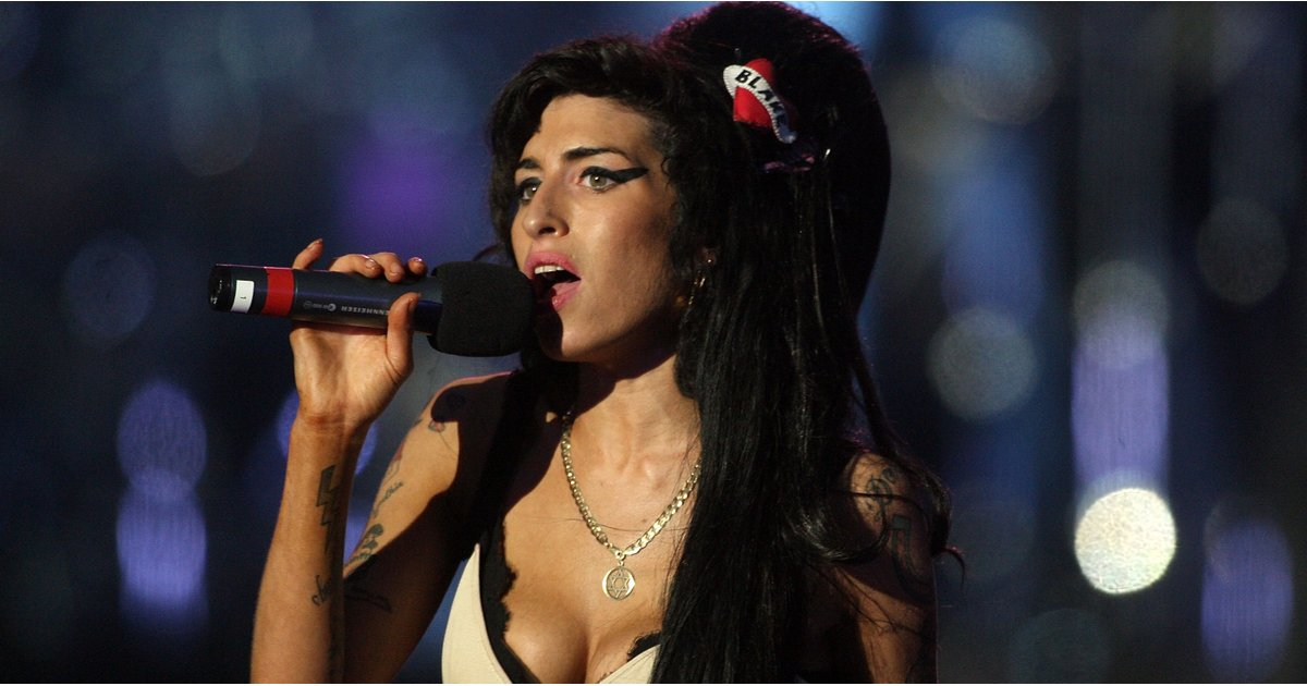 This Gorgeous, Unreleased Amy Winehouse Song Will Remind You What a Bright Light We Lost