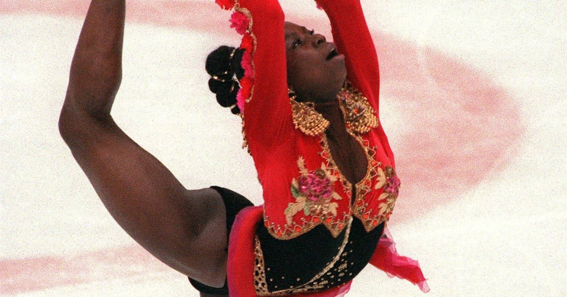 Stunning Photos Show The Evolution Of Women's Figure Skating Costumes