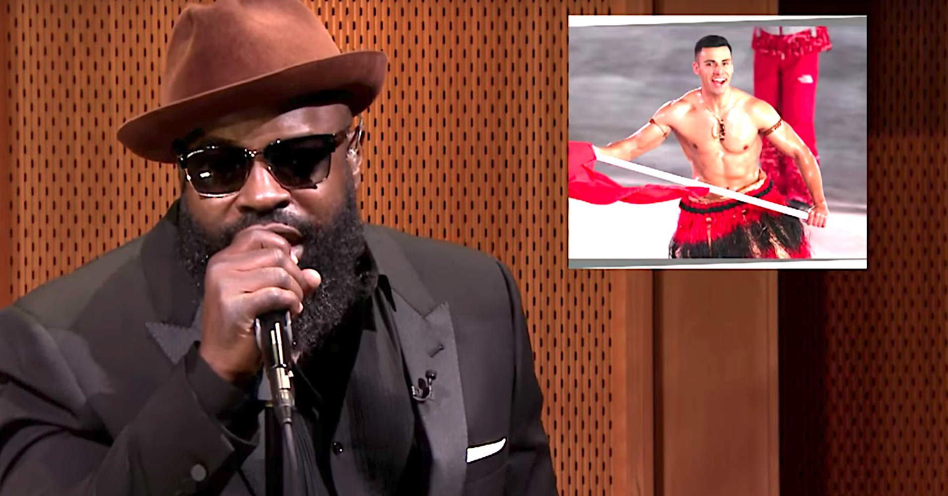 The Roots Just Rapped An Epic Winter Olympics Recap On 'The Tonight Show'