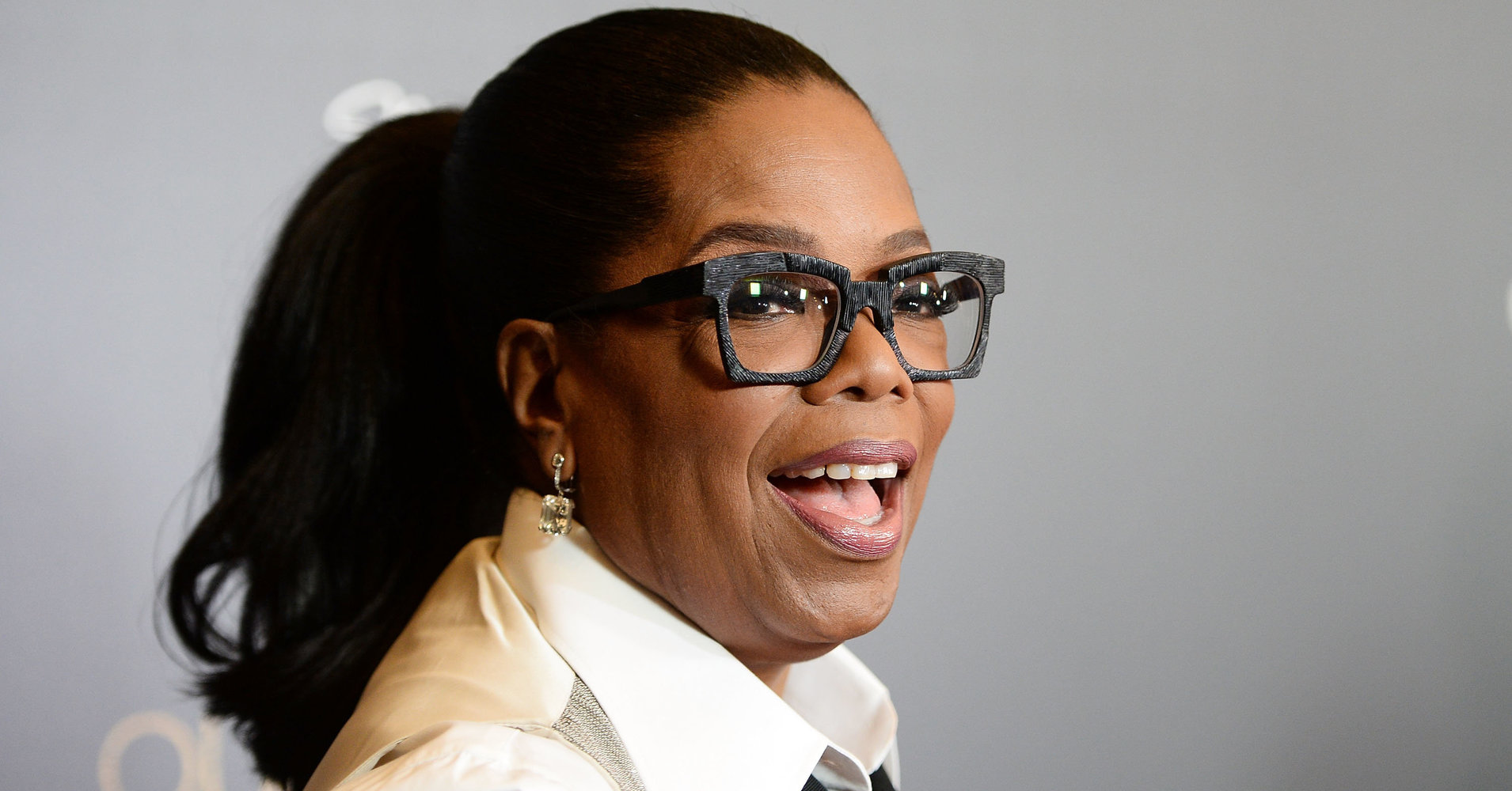 Guys, A Starbucks Barista Asked Oprah How To Spell Her Name
