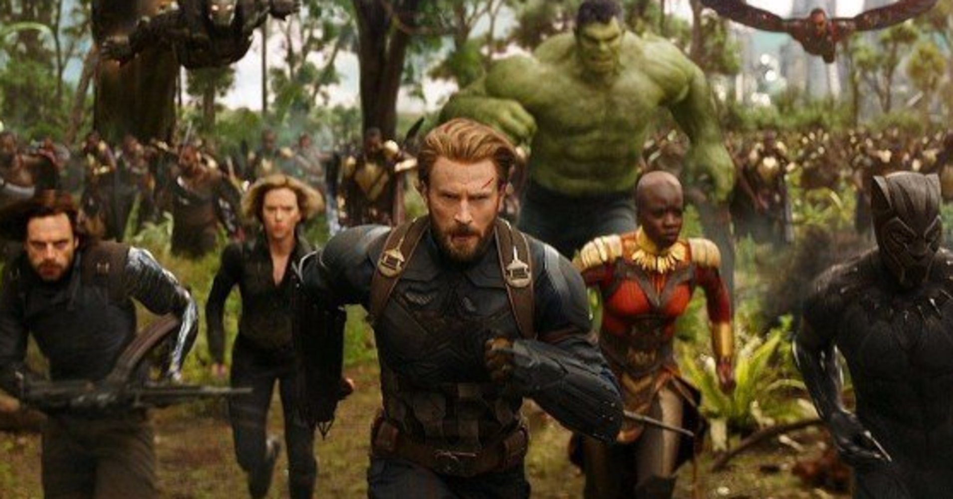 Assemble! 'Avengers: Infinity War' Is Coming Out A Week Early