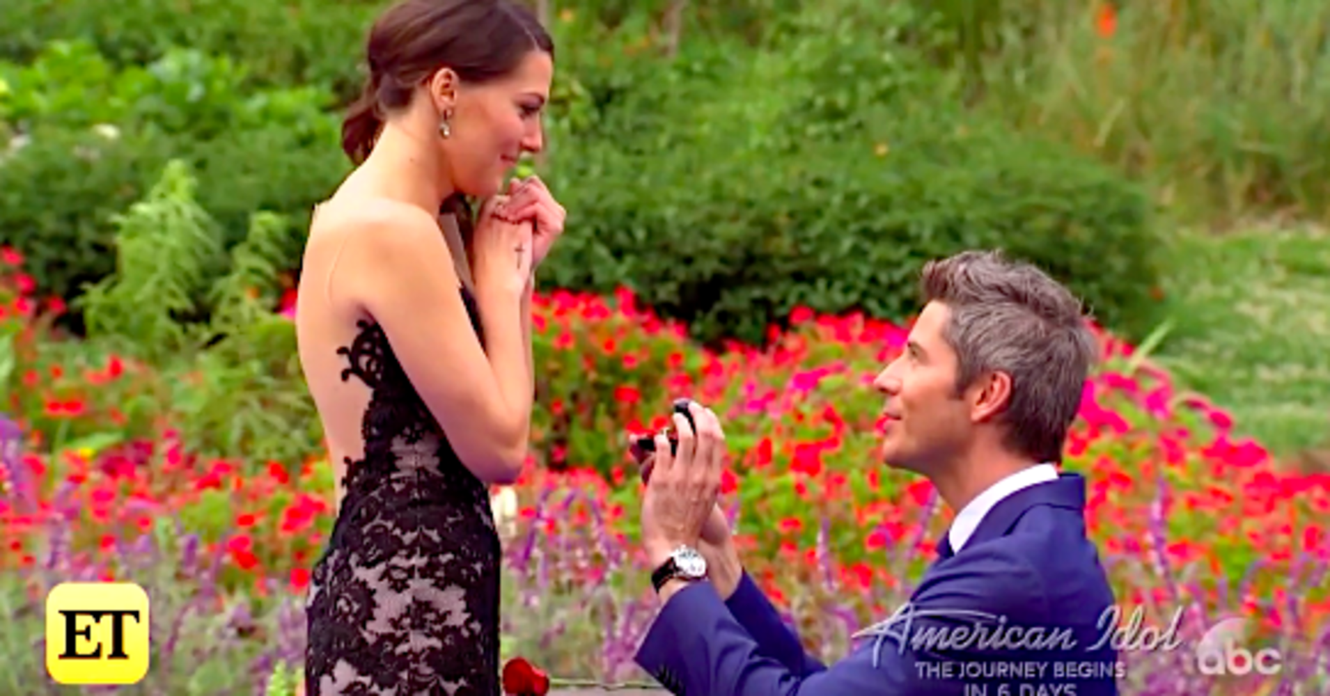 Twitter Goes Bonkers Over WTF 'Bachelor' Finale